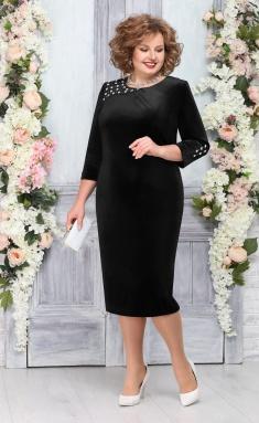 Dress Ninele 5757 chern