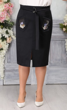 Skirt Ninele 5768 chern