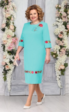 Dress Ninele 5769 sv.zel