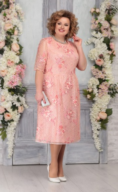 Dress Ninele 5772 pudr
