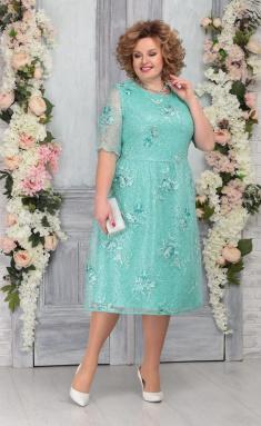 Dress Ninele 5772 svetlo-zel