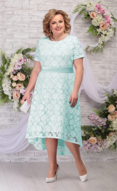Dress Ninele 5776 sv. zel
