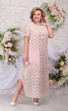 Dress Sale 5777 pudr/zol