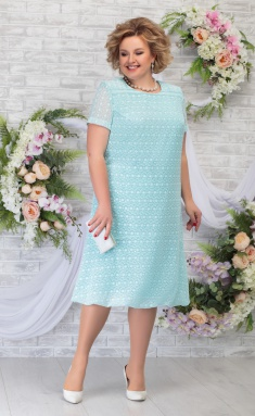 Dress Ninele 5782 svetlo-zel