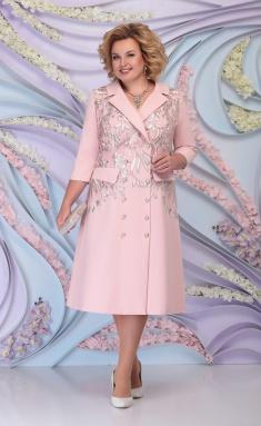 Dress Ninele 5797 pudr