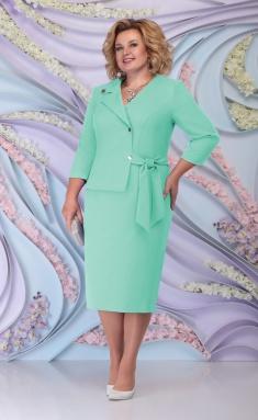 Dress Ninele 5798 svetlo-zel