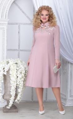Dress Ninele 5823 pudr