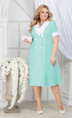Dress Ninele 5824 svetlo-zel
