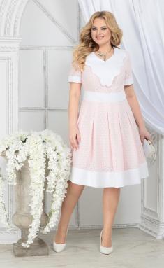 Dress Ninele 5825 pudr