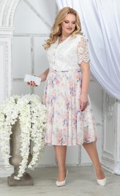 Dress Ninele 5833 chajnaya roza