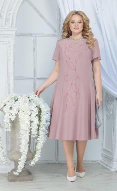 Dress Ninele 5837 temnaya pudr