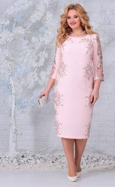 Dress Ninele 5848 pudr