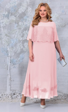Dress Ninele 5850 pudr