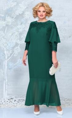 Dress Ninele 5852 izumr