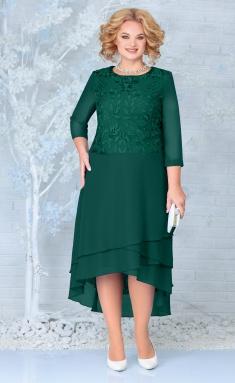 Dress Ninele 5853 izumr