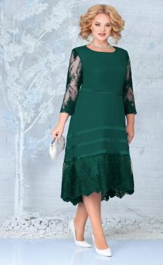 Dress Ninele 5855 izumr