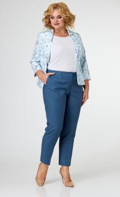 Trousers BelElStyle 586 indigo