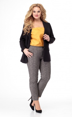 Trousers BelElStyle 586 bezh