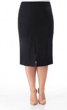 Skirt BelElStyle 597 chernyj