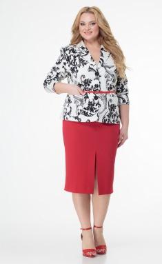 Skirt Sale 597 krasnyj