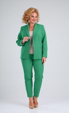 Suit Vilena-fashion 603 mentol