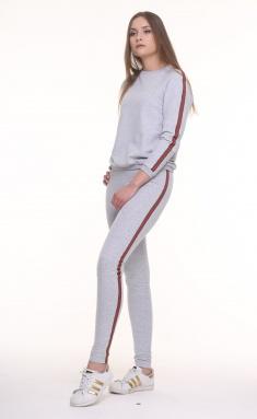 Sweatshirt Amori 6076 ser 164 svitshot
