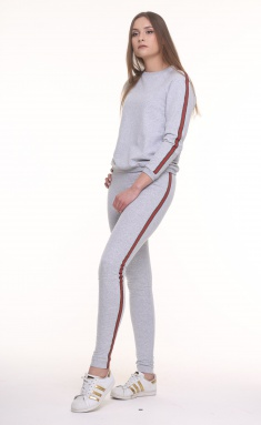 Sweatshirt Amori 6076 ser 170 svitshot