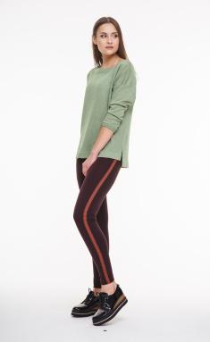 Sweatshirt Amori 6078 oliv 164