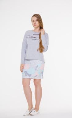Sweatshirt Amori 6096 ser 164