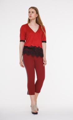 Trousers Amori 5041 vishn 170