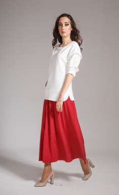 Skirt Amori 3053 vishn 164