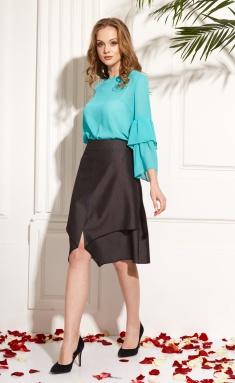 Skirt Amori 3092 grafit 170