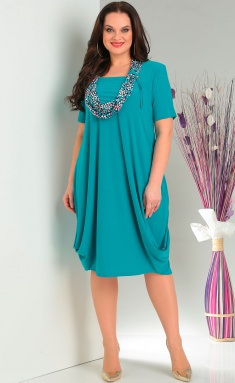 Dress MILANA M-622-1 (kameshki)