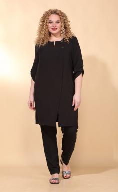 Suit Vilena-fashion 636 chern