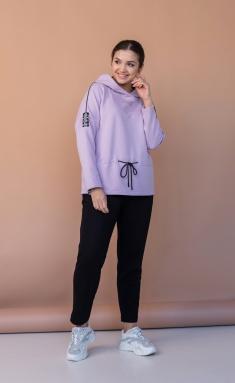 Suit Angelina Design Studio 638-1 lav