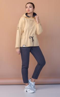Suit Angelina Design Studio 638-1 zhelt