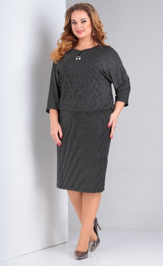 Dress Vasalale 00640 chernoe