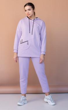 Suit Angelina Design Studio 0642 lav