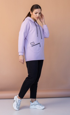 Suit Angelina Design Studio 642-1 lav