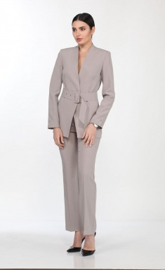 Suit Vilena-fashion 646 bezh.