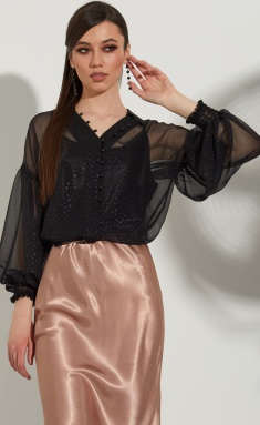Blouse Golden Valley 6472 chern