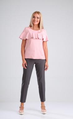 Suits & sets Vilena-fashion 659 roz+t.ser