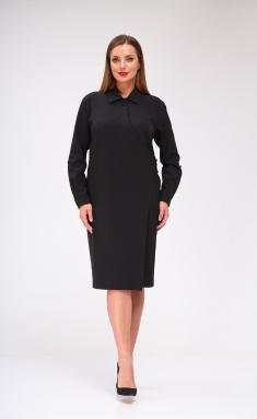 Dress Vilena-fashion 660 chern