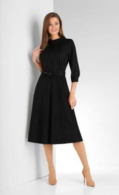 Dress Vilena-fashion 662 chern