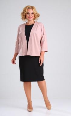 Suit Vilena-fashion 667 pud+chern