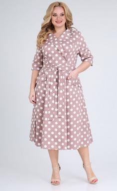 Dress Vasalale 00686 roz