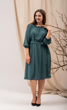 Dress Angelina Design Studio 0690 izumrud
