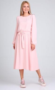 Dress Vasalale 00693 rozovyj