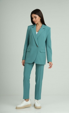 Suit Vilena-fashion 694 mor.zel