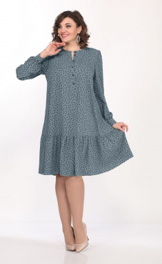 Dress Vilena-fashion 695 denim